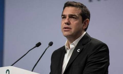 Ομολογία Τσίπρα: Ζήτησα από την Λαγκάρντ να δεσμευτεί το ΔΝΤ για το ελληνικό πρόγραμμα (vid)