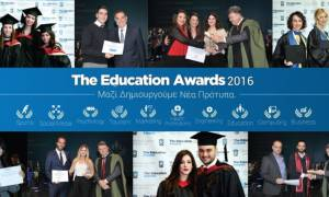 Mediterranean College: The Education Awards 2016