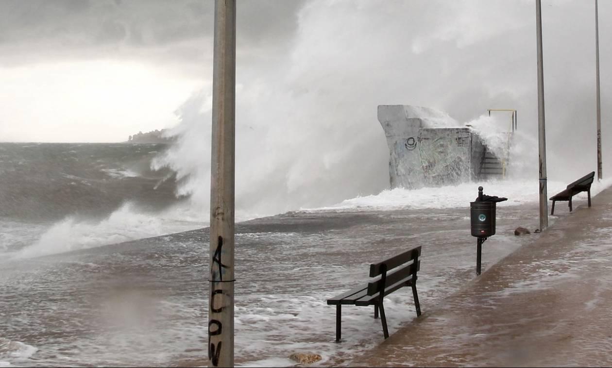 Καιρός: Η ΕΜΥ προειδοποιεί! Έκτακτο δελτίο επιδείνωσης καιρού - Πού θα «χτυπήσει» η κακοκαιρία