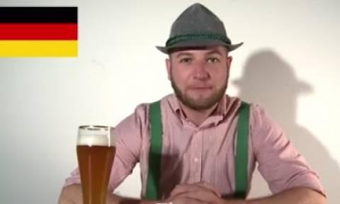 Πείραμα: Ποια είναι η πιο... άγρια γλώσσα της Ευρώπης; (Video)