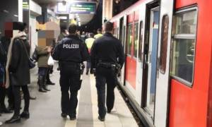 Συναγερμός στη Γερμανία: Επίθεση με αέριο σε σταθμό τρένων στο Αμβούργο (pics)