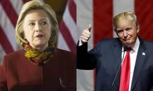 ΗΠΑ: H προεκλογική μάχη Τραμπ - Χίλαρι θα γίνει τηλεοπτική σειρά