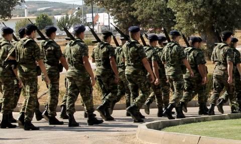 Προσλήψεις οπλιτών: Τι ανακοίνωσε το υπουργείο Άμυνας
