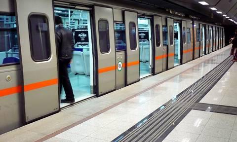 Μετρό: Ποιοι σταθμοί θα είναι κλειστοί σήμερα