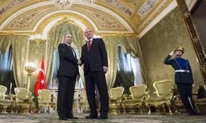 """""""Продвинутое многоплановое партнерство"""": о чем говорили Путин и Эрдоган"""