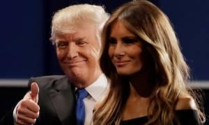 ΗΠΑ: Η Μελάνια αποκαλύπτει πόσο συχνά κάνει... σεξ με τον Αμερικανό πρόεδρο!