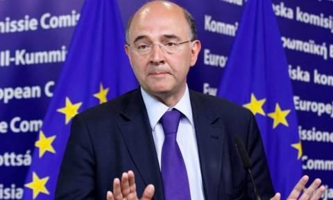 Παραδοχή Μοσκοβισί: Υπήρξε σχέδιο Grexit αλλά θα μείνει μυστικό