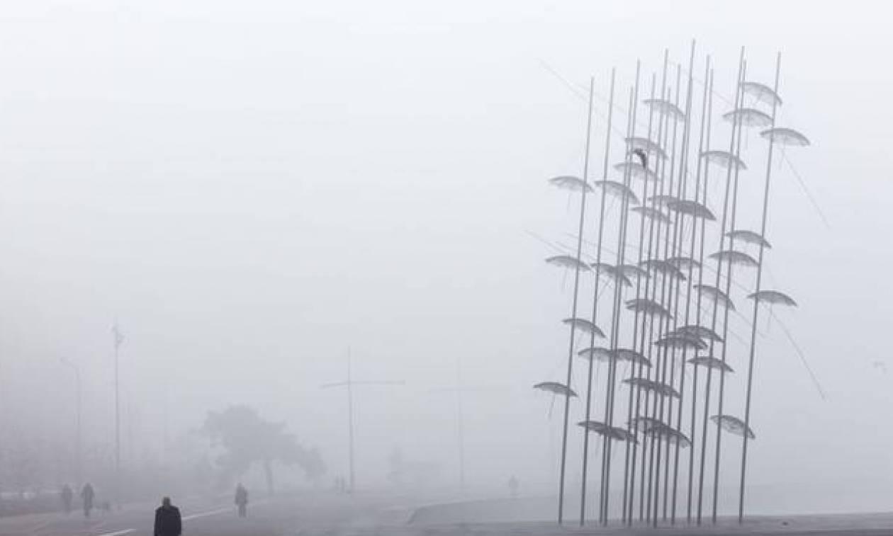 Καιρός: Έρχονται χιόνια και στη Θεσσαλονίκη - Πού θα «χτυπήσει» η κακοκαιρία τις επόμενες ώρες