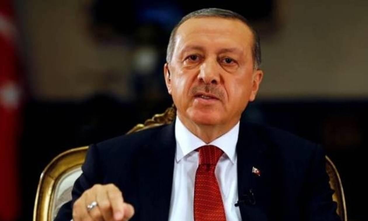 Νέες «εμπρηστικές» δηλώσεις από Ερντογάν: Η Ολλανδία ενεργεί σαν… μπανανία!