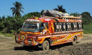 Αϊτή: Λεωφορείο σε τρελή πορεία σκότωσε 34 άτομα