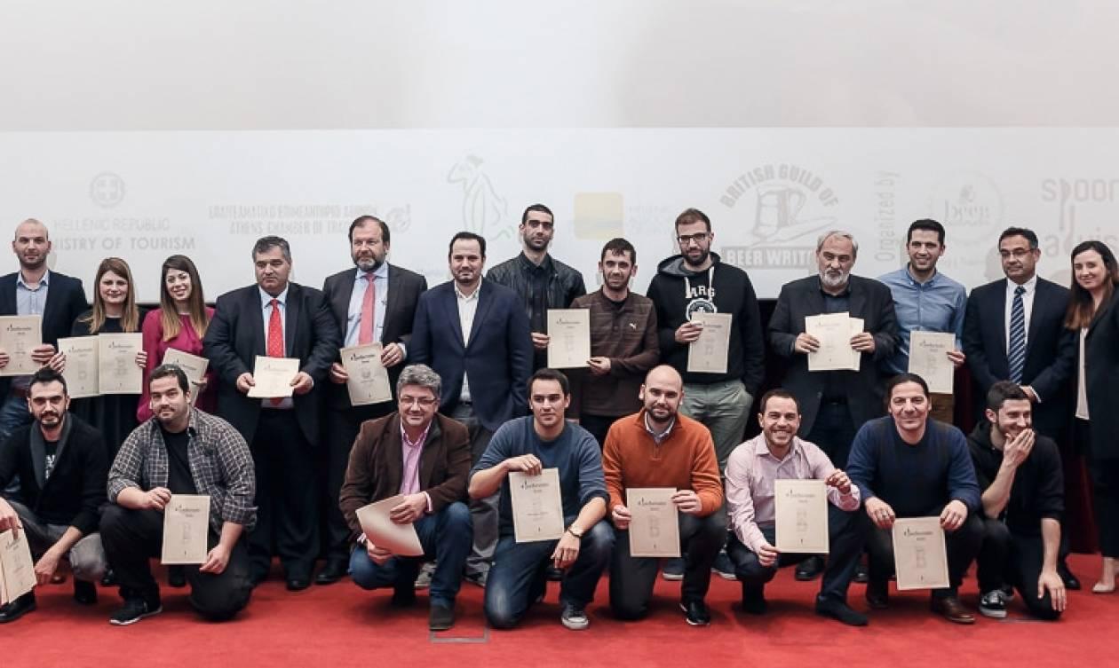 Τα 4th BeerBartender Awards ολοκληρώθηκαν