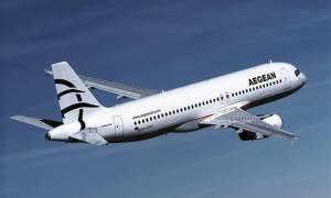 Ακύρωση πτήσεων της AEGEAN προς και από το Βερολίνο λόγω της απεργίας προσωπικού εδάφους