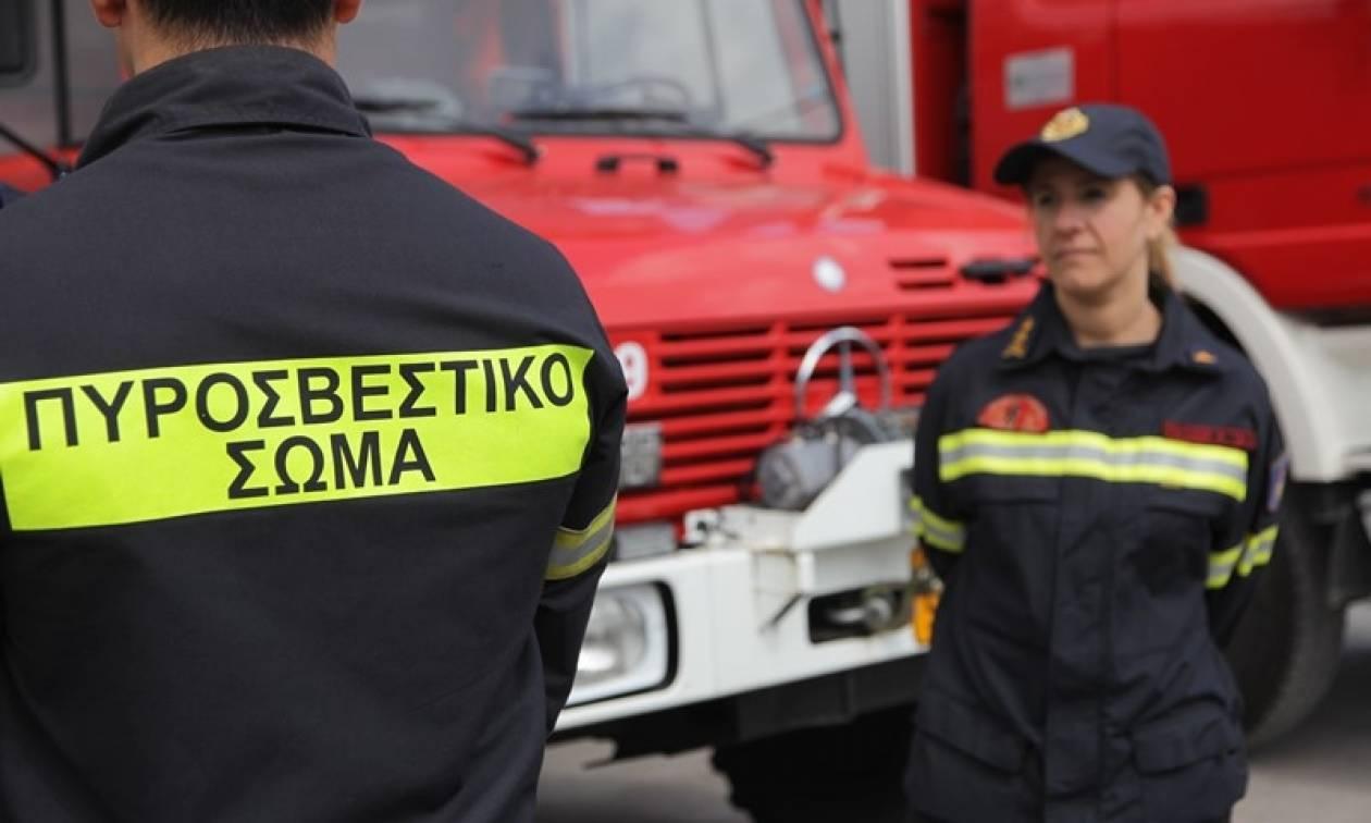 Θεσσαλονίκη: Πανικός από πυρκαγιά σε διαμέρισμα
