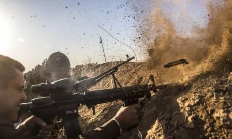 «Οι τζιχαντιστές είναι παγιδευμένοι στη Μοσούλη και θα πεθάνουν εκεί» (Vid)