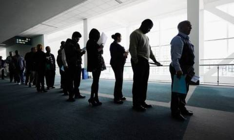 ΙΝΕ – ΓΣΕΕ: Στο 29,6% η πραγματική ανεργία – «Ζοφερή» εικόνα στα εργασιακά