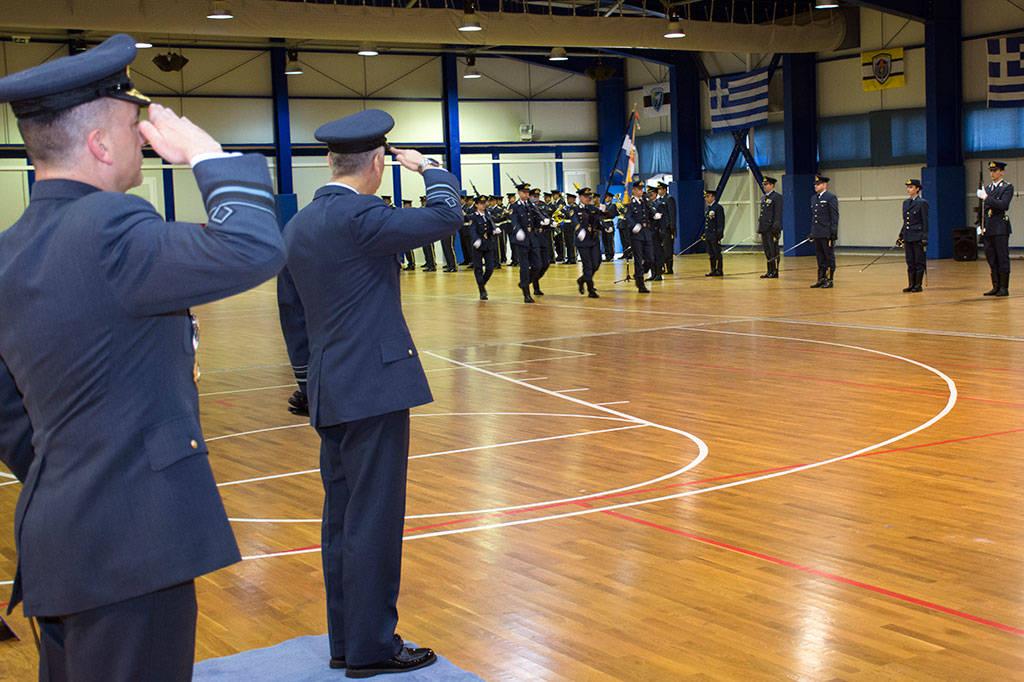 Παράδοση-Παραλαβή Διοίκησης της Σχολής Ικάρων (pics)
