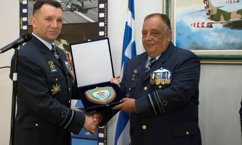 Πολεμική Αεροπορία: Τελετή Παράδοσης- Παραλαβής Καθηκόντων Διοικητή ΔΑΕ (pics)