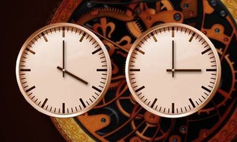 Πότε αλλάζει η ώρα 2017: Πότε θα γυρίσουμε τα ρολόγια μία ώρα μπροστά