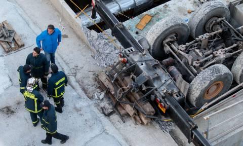 Τραγωδία στο Μετρό Θεσσαλονίκης: Πώς ανετράπη ο γερανός που καταπλάκωσε τον χειριστή του