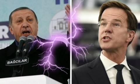 Ολλανδοί εναντίον Τούρκων: Ψηφίστε τώρα ποια χώρα στηρίζετε στη διαμάχη!