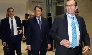 Χωριστές συναντήσεις θα έχει αύριο με τους δύο ηγέτες ο Άιντε