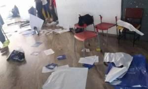 Δολοφονική επίθεση κατά μελών της ΔΑΠ - Κουκουλοφόροι χτύπησαν φοιτητή με λοστό στο κεφάλι
