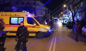 Χανιά: Ασανσέρ σε «ελεύθερη πτώση» έπεσε από τον 5ο όροφο με τρεις γυναίκες (pics&vid)