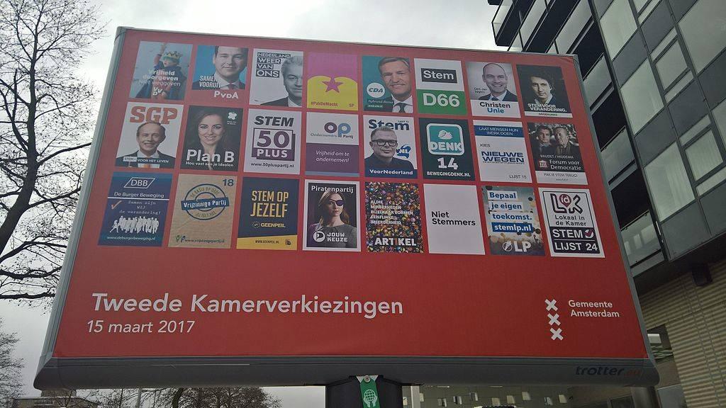 Εκλογές-θρίλερ στην Ολλανδία: Άνοιξαν οι κάλπες που θα καθορίσουν το μέλλον της Ευρώπης