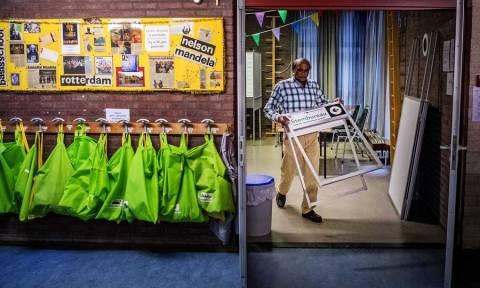 Εκλογές Ολλανδία: Άνοιξαν οι κάλπες – Δείτε ποιος προηγείται