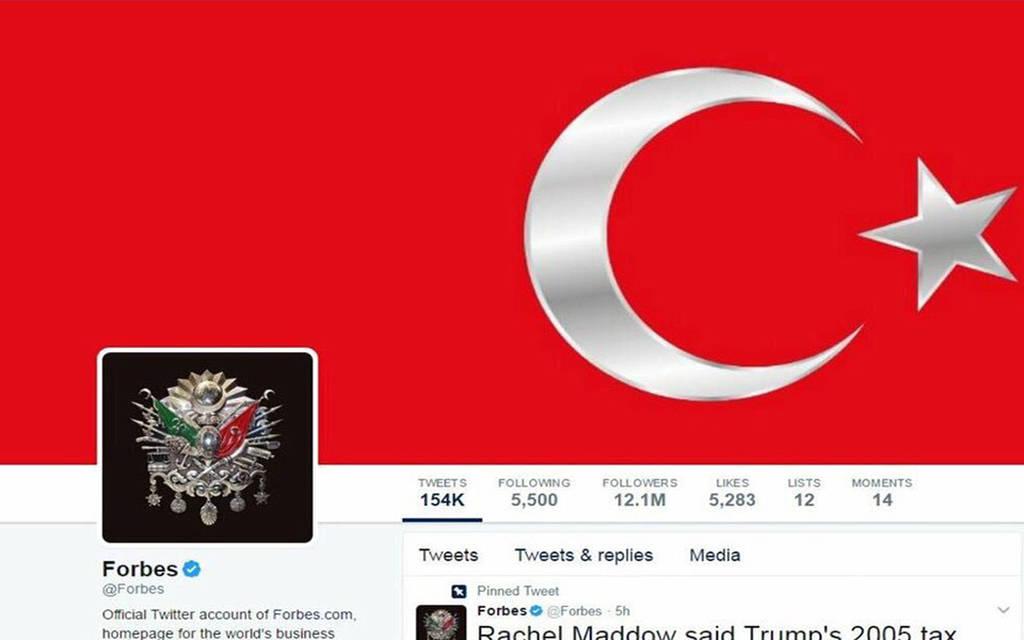 Κυβερνοεπίθεση του Ερντογάν στο Twitter κατά της Ολλανδίας και της Γερμανίας (Pics)