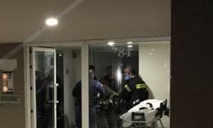 Ατύχημα ΣΟΚ στα Χανιά: Ασανσέρ έκανε «ελεύθερη πτώση» από τον 5ο όροφο (pics+vid)