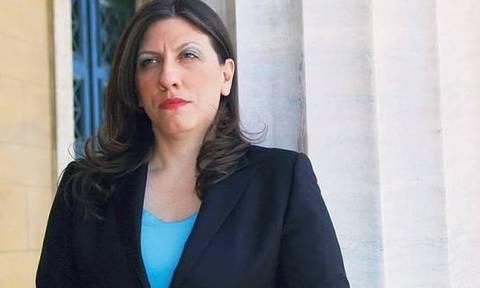 Ζωή Κωνσταντοπούλου στο δικαστήριο: «Στημένη η διαδικασία για τη Siemens»