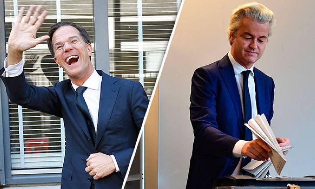Εκλογές Ολλανδία: Η κρίση με την Τουρκία κρίνει το νικητή - Μάχη ψήφο με ψήφο (vids+pics)