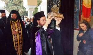 Στη Μητρόπολη Δημητριάδος το λείψανο του Αγ. Σπυρίδωνος μέχρι 18/3