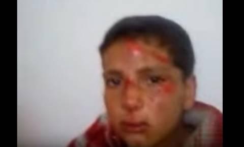 Συγκλονίζει ο έφηβος που πυροδότησε τον εμφύλιο στη Συρία: Λυπάμαι που έπρεπε να xαθούν τόσοι αθώοι