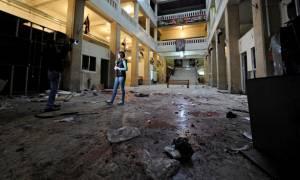 «Πνίγηκε» στο αίμα ξανά η Δαμασκός: Δεκάδες νεκροί από δύο βομβιστικές επιθέσεις (vid+pics)