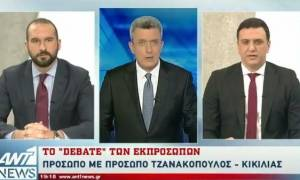 Χαμός στο debate Τζανακόπουλου - Κικίλια: «Η ΝΔ μαζί με το ΔΝΤ» - «Είστε ψεύτες, παραιτηθείτε»