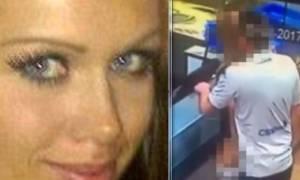 Δεν φαντάζεστε γιατί καταζητείται ΜΟΝΟ η γυναίκα που έκανε σεξ στο ταμείο πιτσαρίας και όχι ο άνδρας