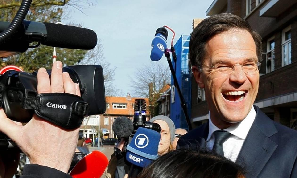 Αποτελέσματα εκλογών Ολλανδία: Θρίαμβος Ρούτε μέσω... Τουρκίας