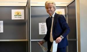 Αποτελέσματα εκλογών Ολλανδία: Ο Ρούτε δεν έχει απαλλαγεί από εμένα, δήλωσε ο Βίλντερς