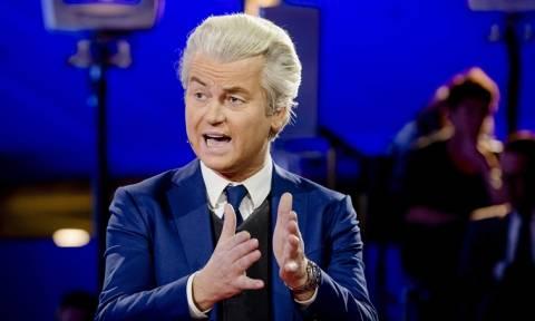 Ολλανδία - βουλευτικές εκλογές: Ο Βίλντερς παραδέχεται την ήττα του