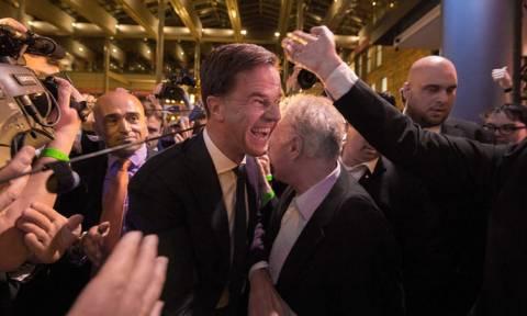 Ολλανδία Εκλογές: Άνετη επικράτηση του Ρούτε - Κέρδισε η Ευρώπη (Vids+Pics)