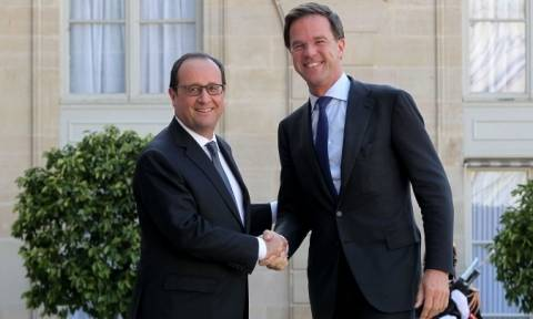 Εκλογές Ολλανδία 2017: Συγχαρητήρια Ολάντ στον Ρούτε για την «καθαρή του νίκη κατά του εξτρεμισμού»