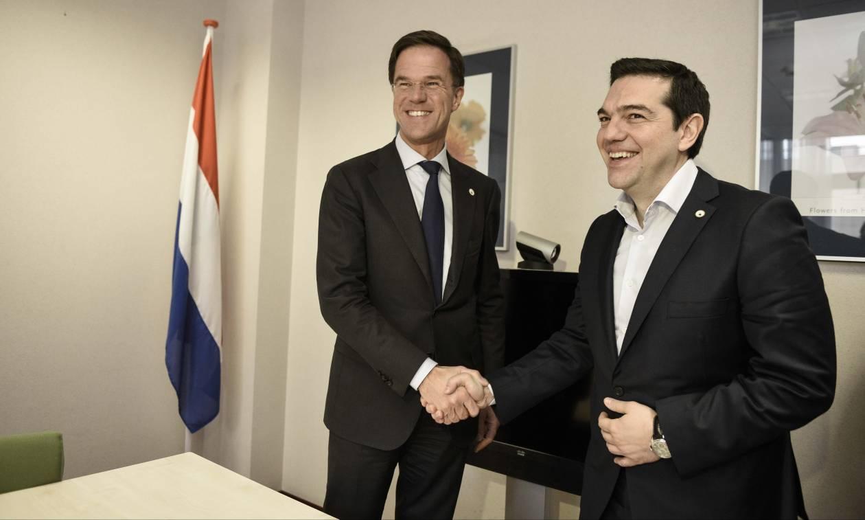 Εκλογές Ολλανδία 2017: Τηλεφωνική επικοινωνία Τσίπρα - Ρούτε