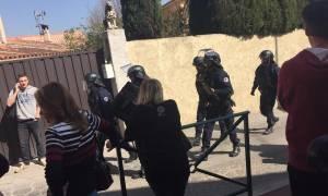 Πυροβολισμοί σε σχολείο στη Γαλλία: 17χρονος μαθητής ο συλληφθείς - Οπλισμένος σαν «αστακός»