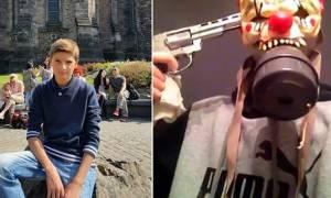 Γαλλία: Γιος ακροδεξιού και κολλημένος με τα όπλα ο 17χρονος που αιματοκύλισε το σχολείο (vids+pics)