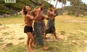 Survivor: Βίντεο για τρελό γέλιο! Δείτε πώς περνούν την ώρα τους οι «Διάσημοι»