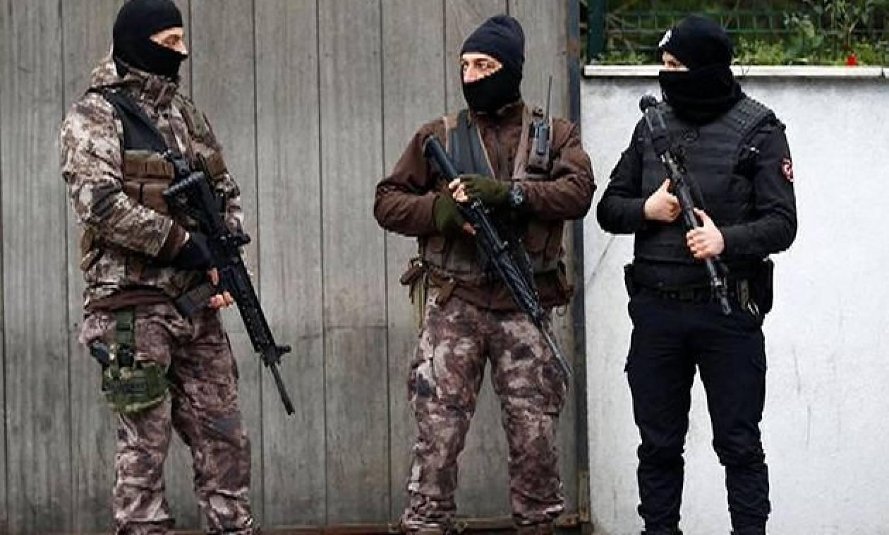 Απετράπη «εντυπωσιακή» τρομοκρατική επίθεση τζιχαντιστών στην Κωνσταντινούπολη