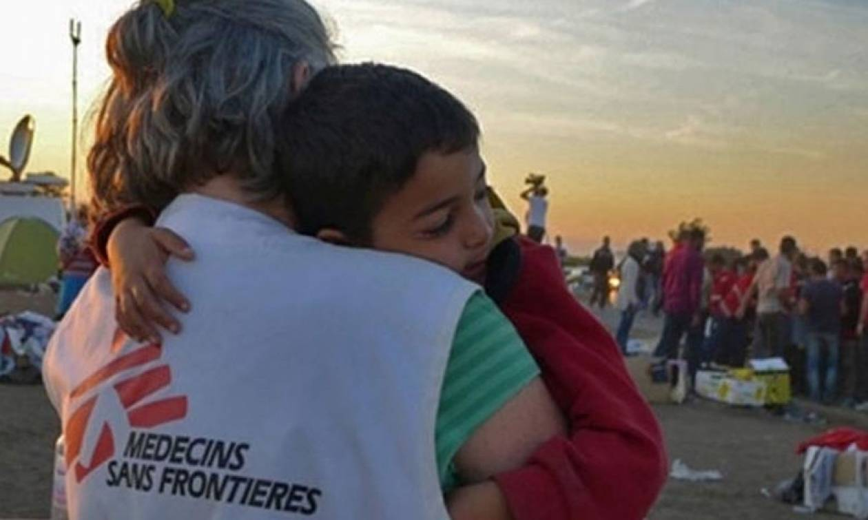 Γιατροί Χωρίς Σύνορα: Η συμφωνία ΕΕ-Τουρκίας βλάπτει σοβαρά την υγεία των προσφύγων