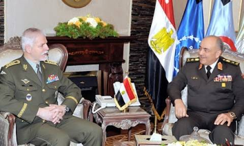 Η Αίγυπτος θέσπισε διπλωματική αποστολή στο ΝΑΤΟ